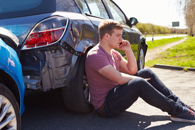 types of collision repair